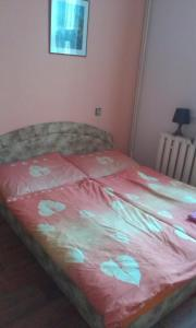 Postel nebo postele na pokoji v ubytování Pension Doctor
