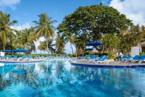The swimming pool at or near St. James's Club Morgan Bay Resort - All Inclusive