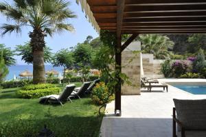 The swimming pool at or near Nirvana Dolce Vita (ex-Amara)