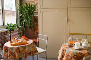 A restaurant or other place to eat at Bed & Breakfast Camollia