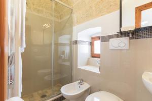 Ein Badezimmer in der Unterkunft Hotel Palumbo Masseria Sant'Anna