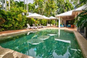The swimming pool at or near Beach Haven Port Douglas