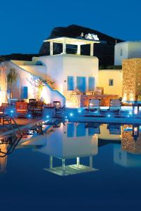The swimming pool at or near Chora Resort Hotel & Spa