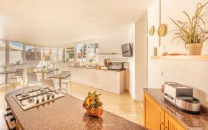 A kitchen or kitchenette at Nonna Nina