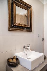 A bathroom at The Orange Garden