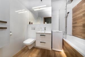 A bathroom at Apartament Sweet House