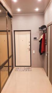 A bathroom at Квартира