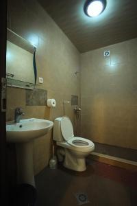Ванная комната в Hotel Kutaisi Globus