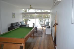A pool table at Bundalong Waterfront- 28 Graham Ave, Bundalong