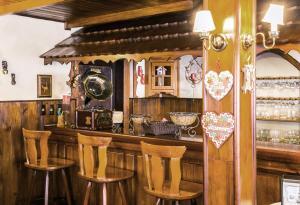 O lounge ou bar de Hotel Stelter