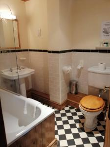A bathroom at The Vestry