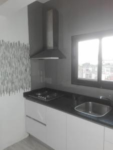 A kitchen or kitchenette at Carla's home