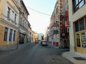 The surrounding neighborhood or a neighborhood close to the bed & breakfast