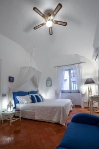 Letto o letti in una camera di Vicolo 23 House