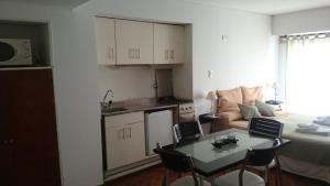 Una cocina o kitchenette en Temporarios Peatonal