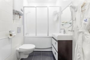Ванная комната в Гостиница Странник