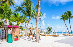 De kinderspeelruimte van Be Live Collection Punta Cana