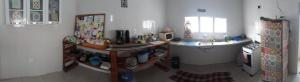 Una cocina o zona de cocina en Casamatta Unidade Casulo