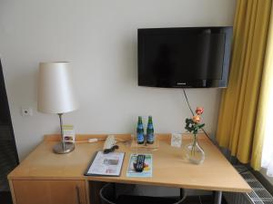 TV/Unterhaltungsangebot in der Unterkunft CVJM Düsseldorf Hotel & Tagung