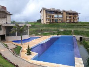 A piscina localizada em Apartamento em Bananeiras ou nos arredores