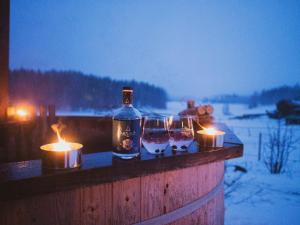 Smens Experience Retreat during the winter