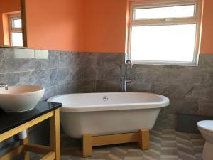 A bathroom at Esmond Rooms Liverpool