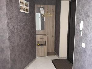 A bathroom at Апартаменты