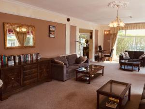 A seating area at Seawold Guest House