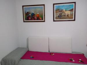 Un lugar para sentarse en Los Agustinos