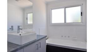 A bathroom at FANTASEA - FREE FOXTEL