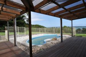The swimming pool at or near WATERVIEW ESTATE - AMAZING OCEAN VIEWS