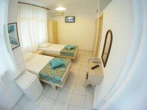 Гостиная зона в Kleopatra Carina Hotel