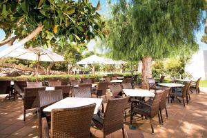 Restauracja lub miejsce do jedzenia w obiekcie Hotel Mariant