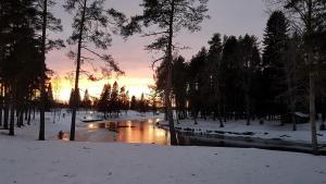 Spa Hotel Runni under vintern