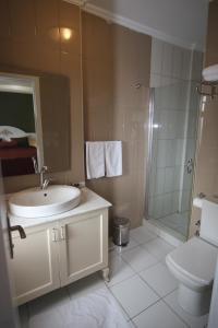 Ванная комната в Away Hotel