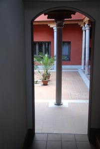 Un balcón o terraza de Apartamento Judería
