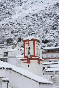 CASA RURAL PACO Y PACA during the winter