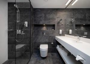 Vannituba majutusasutuses Kalev Spa Hotel & Waterpark