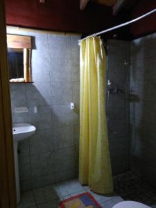 Un baño de Mocona Guazu