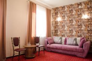 Гостиная зона в Brigantina Hotel