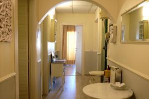 Un baño de Residenza Le Rondini