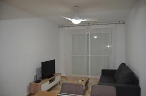 Zona de estar de Apartamentos Benidorm ( Recommended for Families)