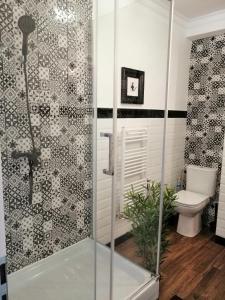 Ванная комната в PÁLFFY