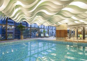 A piscina localizada em Maksoud Plaza Hotel Distributed by Accorhotels ou nos arredores