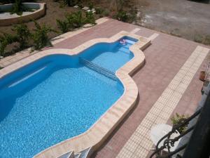 O vedere a piscinei de la sau din apropiere de Apartamentos Llano La Estrella