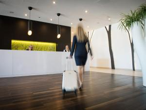 Guests staying at Atlantic Congress Hotel Essen