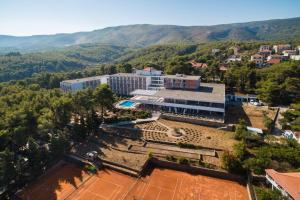 A bird's-eye view of Adriatiq Hotel Hvar - All Inclusive