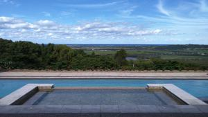 The swimming pool at or near 270 degree VIEWS, Executive Home, Tweed/Byron Region, Australia