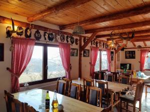 Restoran ili drugo mesto za obedovanje u objektu Etno domaćinstvo Milenković
