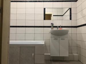 Ванная комната в 2-х комнатная квартира